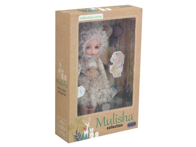 Кукла Mulisha 30см в костюме Ягненка 76994