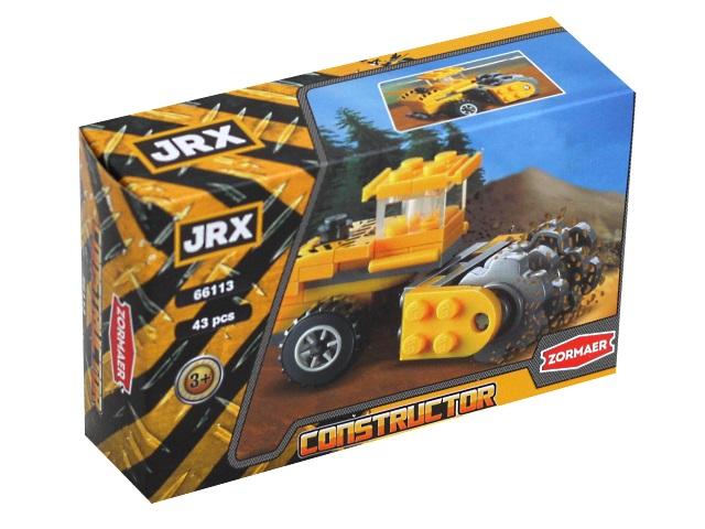 Конструктор   43 детали Zormaer JRX Уравнитель 66113