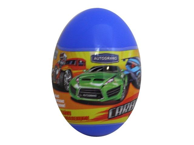 Машинка-сюрприз в яйце Autogrand Custom Concept Car металл 7см 71719