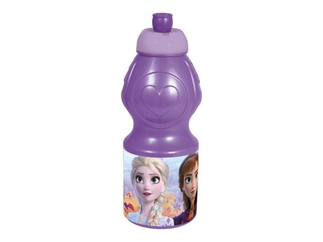 Бутылка пластик 400мл спорт NDPlay Холодное сердце 284130