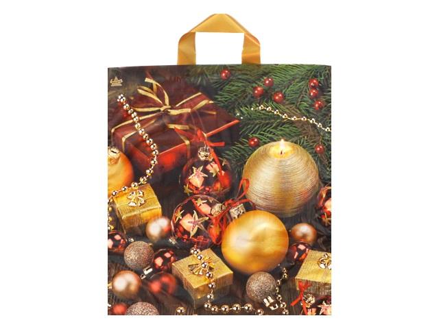 Пакет с ручками 42*38см Подарочный Miland н00186337