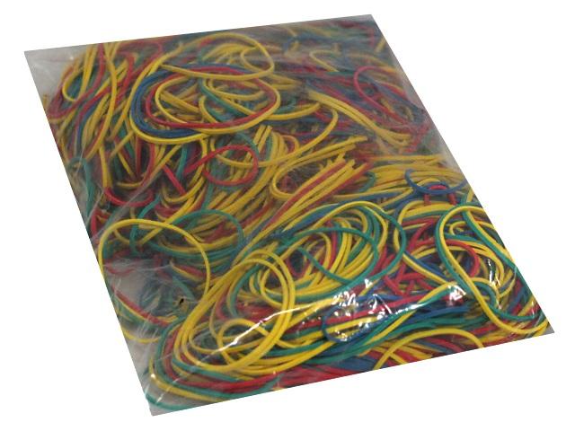 Резинки для денег 1000г Sponsor d=6см цветные SRB1000
