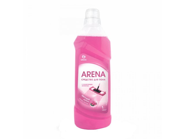 Средство для мытья полов 1л Grass Arena Цветущий лотос 125185