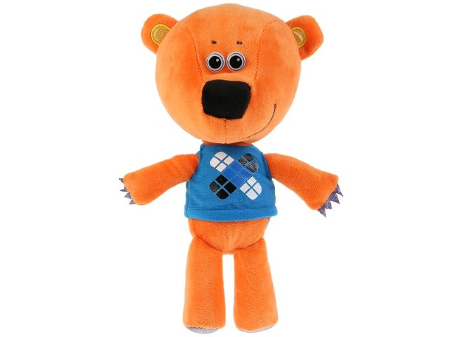 Мягкая игрушка Мимимишки Медвежонок Кеша 20см Мульти-пульти V62075-20NS
