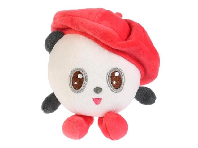Мягкая игрушка с озвучкой Малышарики Пандочка в берете 10см V62509-10
