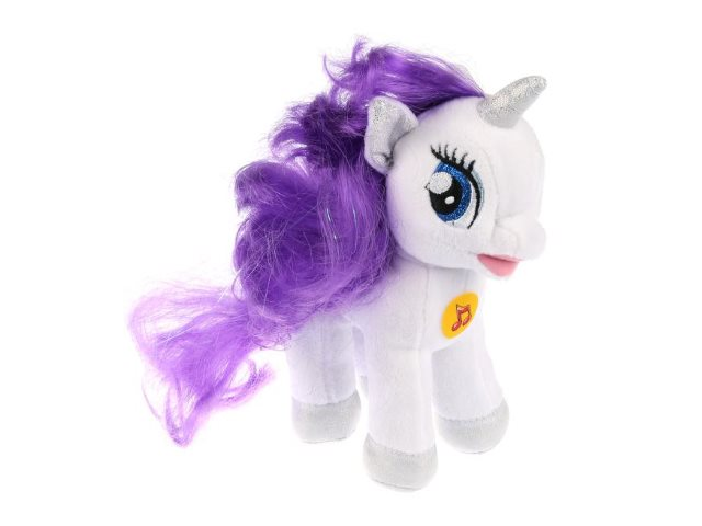 Мягкая игрушка Мой маленький пони Рарити 18см Мульти-пульти V27481-18NS