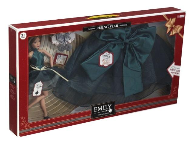 Кукла Emily 28см с юбкой 77000