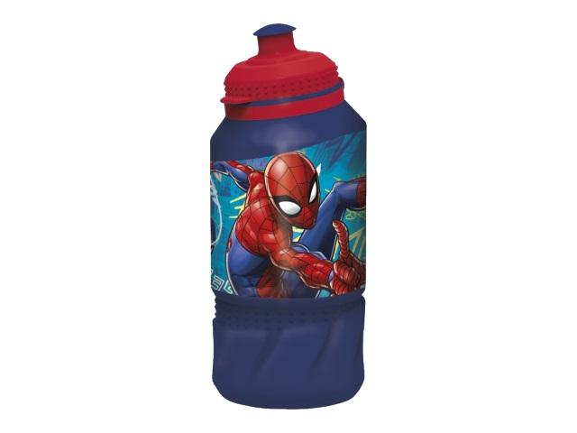 Бутылка пластик 420мл спорт NDPlay Человек-паук Граффити 37931