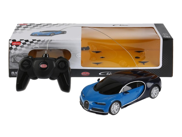 Машина на радиоуправлении Rastar Bugatti Chiron 76100
