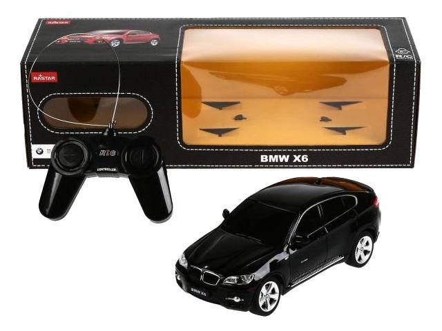 Машина на радиоуправлении Rastar BMW X6 31700