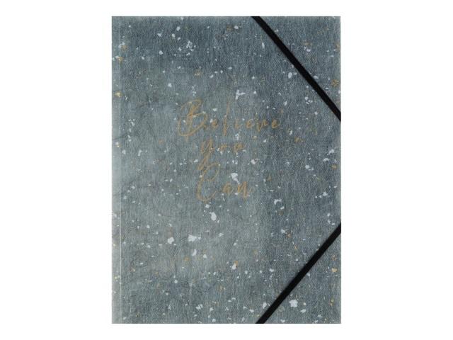 Папка на резинке А4 Axent Shade зеленая 1509-15-A