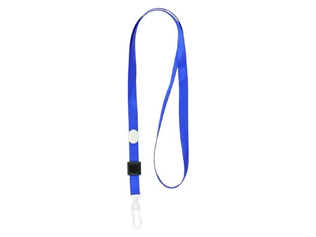 Шнур для бейджа с карабином синий Axent 4531-02-A
