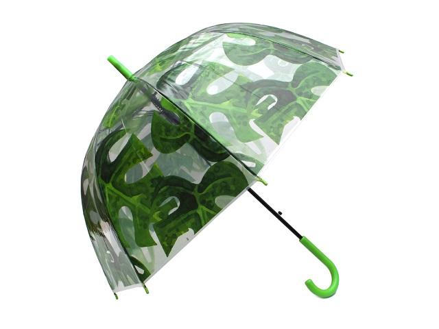 Зонт детский 60 см Природа прозрачный D31302