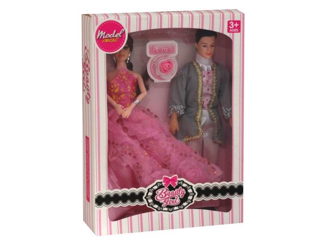 Куклы 2 шт. На бал-2 Y23328008