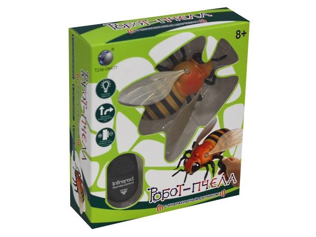 Робот на радиоуправлении Пчела 19см T236-D6677