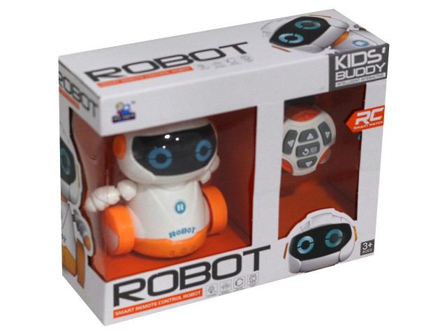 Робот на колесах на радиоуправлении 20см 1842234