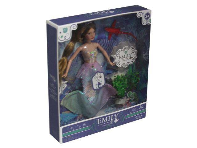 Кукла Emily Русалка 28см 77832