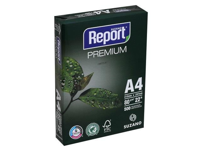 Бумага  А4  80 г/м2 500 л. Report Premium класс В 3757