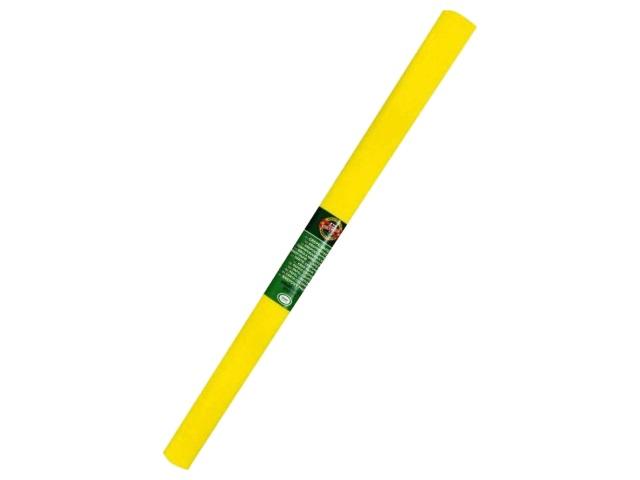 Гофробумага KIN темно-желтая 50*200 см 30 мкм 9755-10