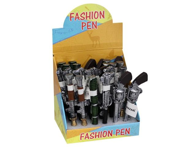 Ручка шариковая детская Mazari Tool-5 синяя 1мм M-7563-70