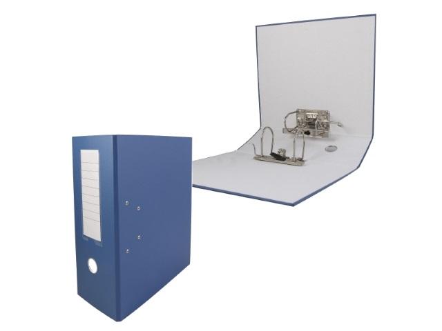 Регистратор  А4/125 Attache 2 арочных механизма 800л. синий 1128022