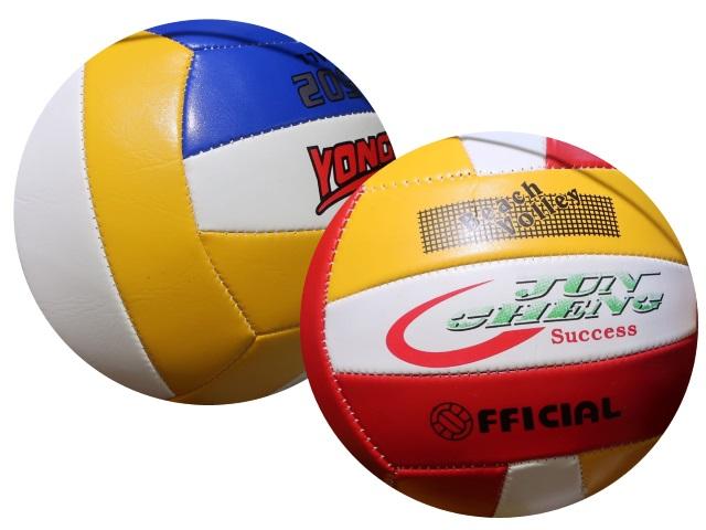 Мяч волейбольный Радуга Рыжий кот AN01112