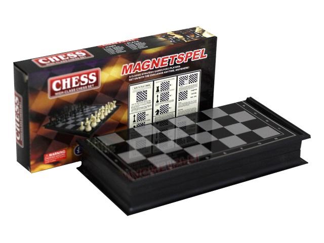 Шахматы магнитные Рыжий кот AN02580