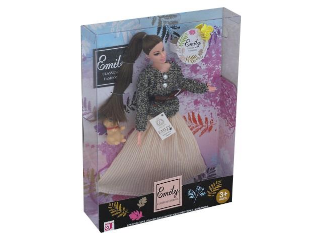 Кукла Emily Fashion 28см 77826