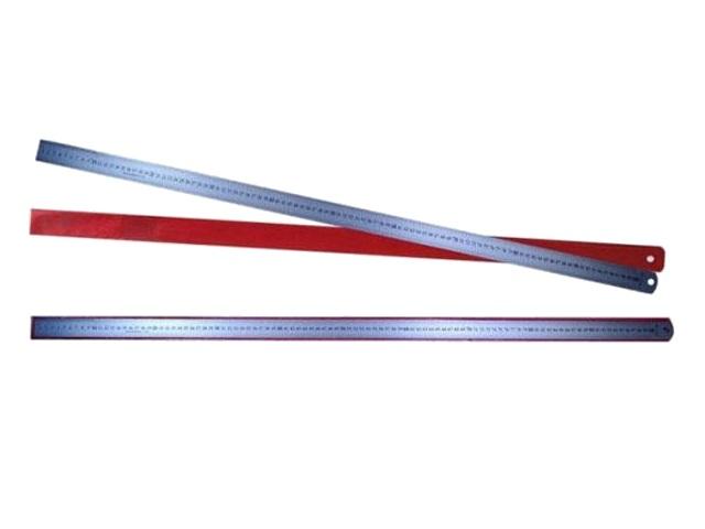 Линейка 100 см металл в чехле Klerk 183013/170016