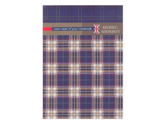 Книга канцелярская  80л Prof Press Шотландская клетка-7 Б80-5643