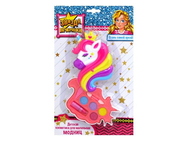 Косметика декоративная детская Принцесса единорогов КС-4342
