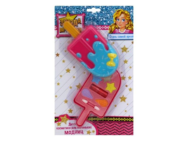 Косметика декоративная детская Мороженое КС-4348