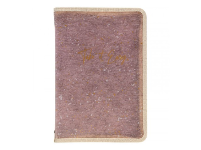 Папка на молнии А5 Axent Shade сиреневая 1805-16-A