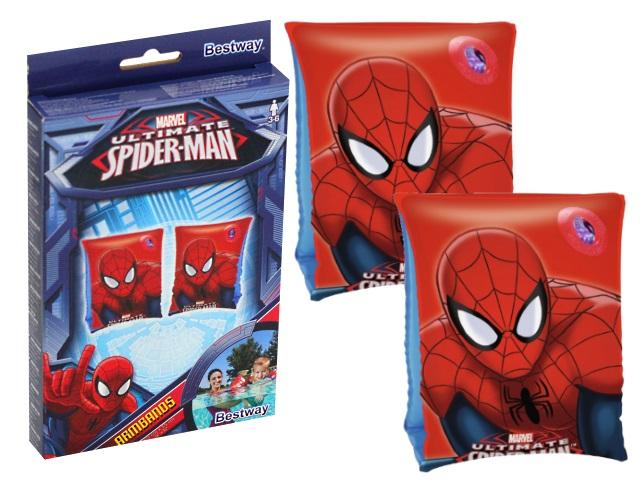 Нарукавники Bestway 3-6 лет 23*15см Spiderman 98001