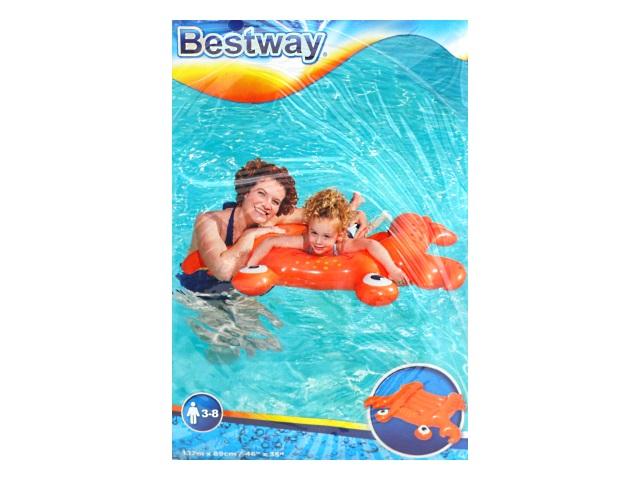 Матрац-плот Bestway 117*89см Животные 42047