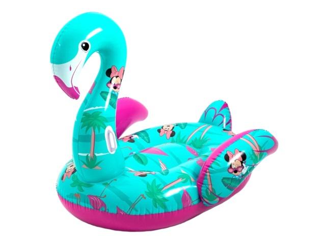 Игрушка-плот Bestway 173*170см с держателями Фламинго 91081
