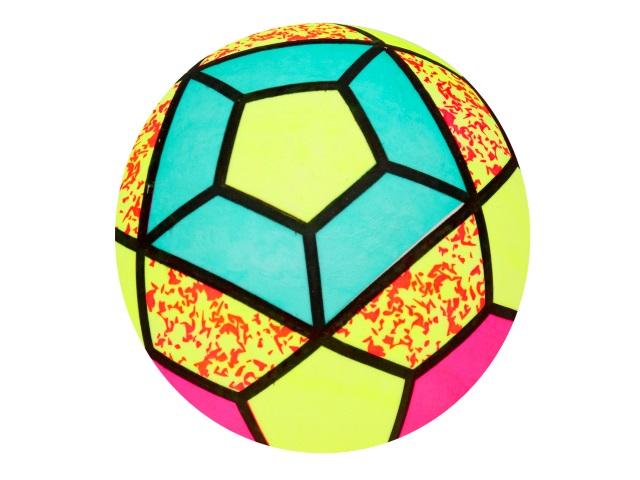 Мяч 22 см Рыжий кот цветной TY42