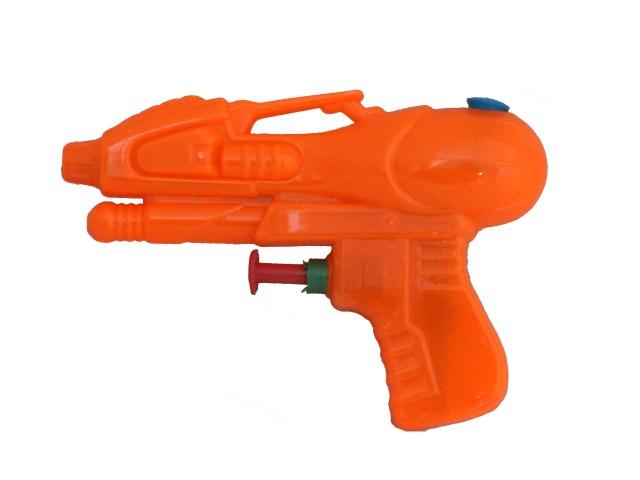 Водяной пистолет 11см Рыжий кот Аквабой-6 1992256