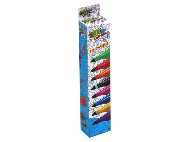 Ручка 3D запаска Vertigal цветная 777