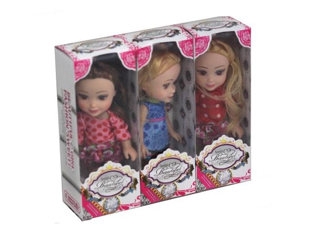 Кукла Модница 16см 6805