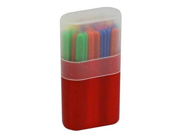 Палочки счетные 50 шт. цветные в пенале Silwerhof 670612