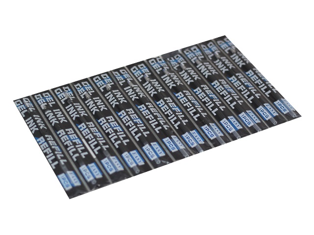 Стержень гелевый 131мм J.Otten Easy черный 0.7мм ЕА666