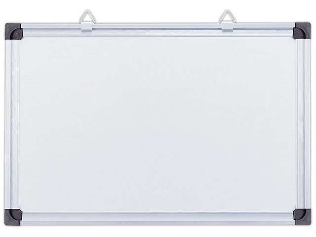 Доска магнитно-маркерная 90*120 см, Workmate