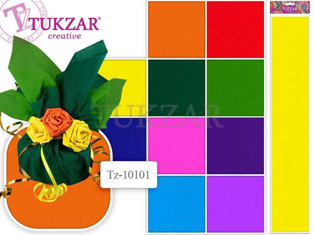 Гофробумага Tukzar розовая 50*250 см TZ 10101