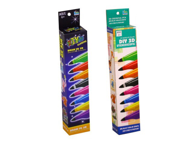 3D ручка — лучший подарок для ребенка!