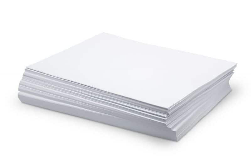 Бумага 80 г/м2 А4