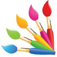 Кисти и аксессуары для красок
