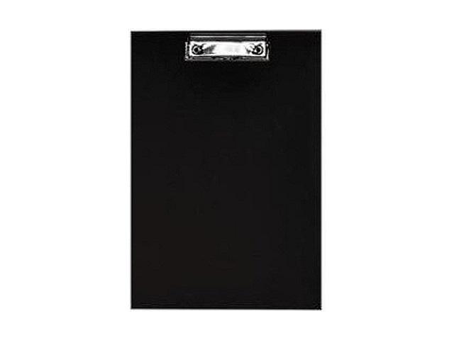 Планшет А4, пластиковый, черный, Metallic, Workmate