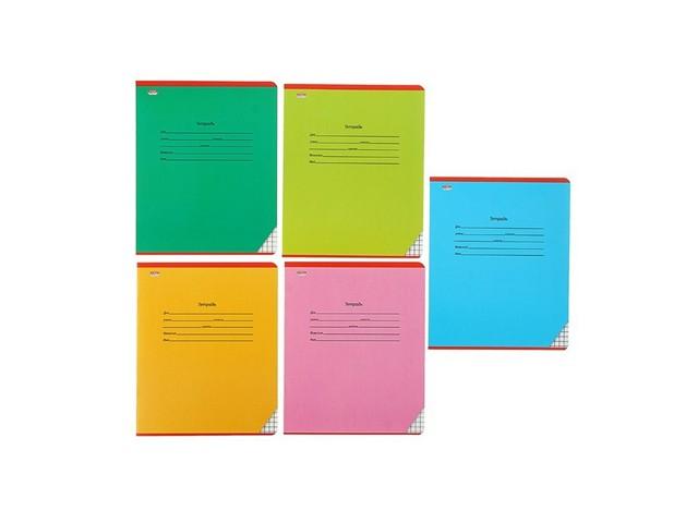 Тетрадь в клетку 24 листа Классика, Prof Press 24011-24015