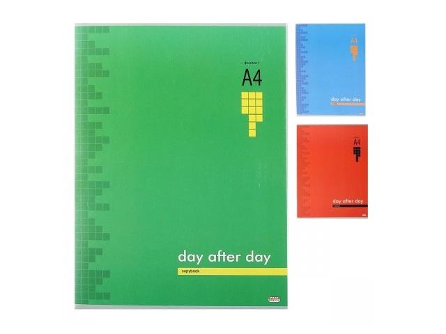 Книга канцелярская А4, 96 листов, мягкая обложка, Бизнес-стиль, Prof Press